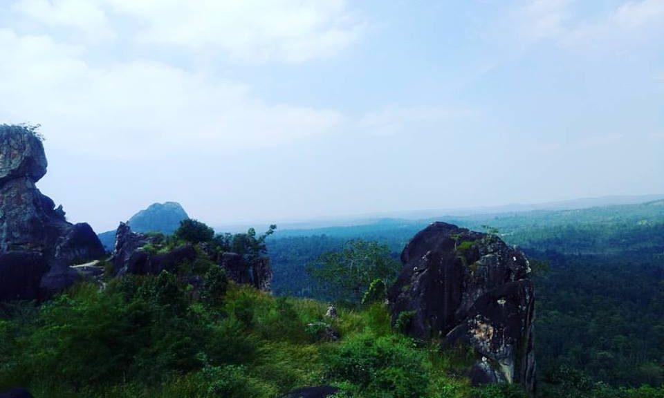Phantom Rock - Wayanad Vacations Kerala