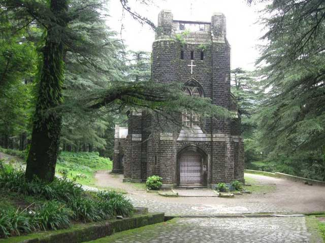 St Johns Church Dharamshala