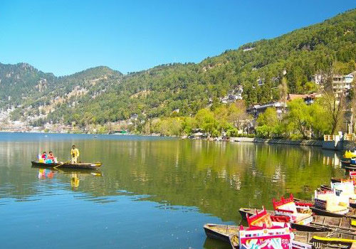 Vacation Tour to Nainital