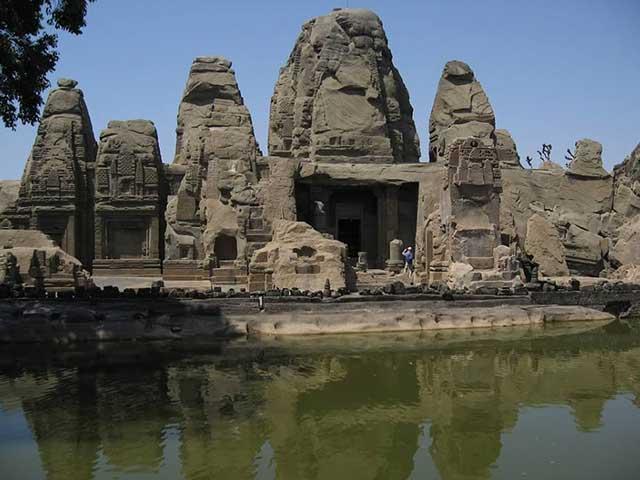 Masroor Temples Himachal Pradesh